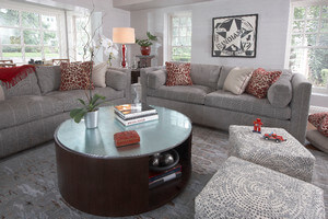 Family Room Design Westchester
