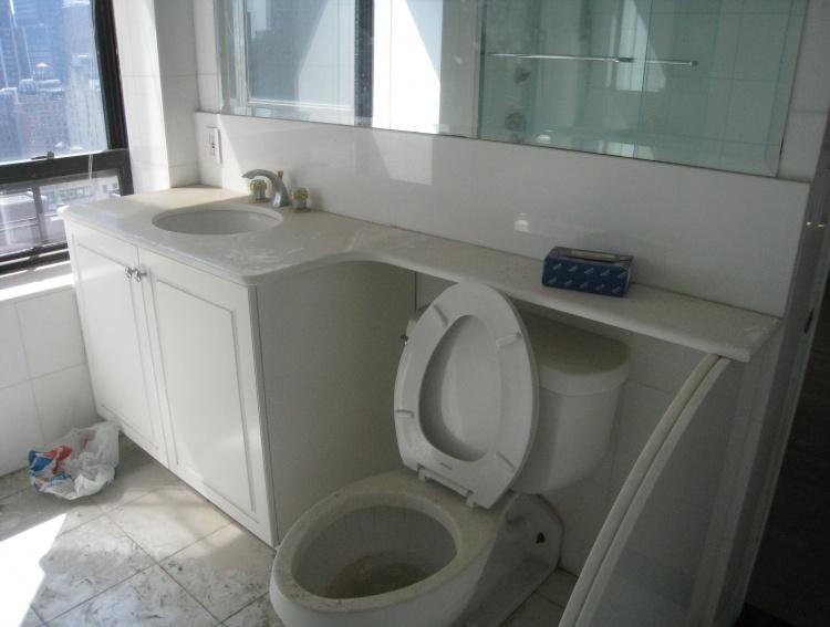 Bathroom design westchester ny susan marocco interiors for Total bathroom remodel