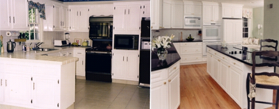 Traditional Kitchen - Bedford NY
