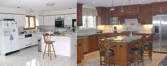 Traditional Kitchen - Pound Ridge NY