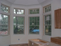 Bay Window Makeover Before