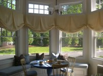 Bay Window Treatment Design After