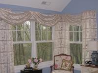 Master Bedroom Window Treatment design