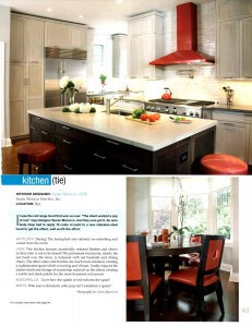 Susan Marocco Westchester Home Magazine Kitchen of the Year