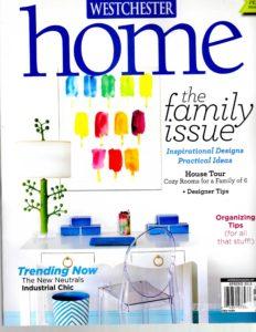 Westchester Home Magazine - Spring 2015