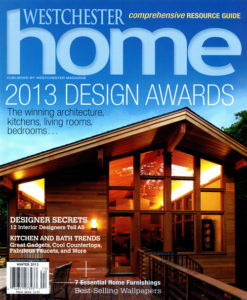 Westchester Home Magazine - Jan 2013 cover