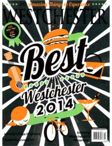 Westchester Magazine - Jul 2014 cover