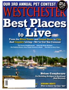 Westchester Spring 2012 Cover