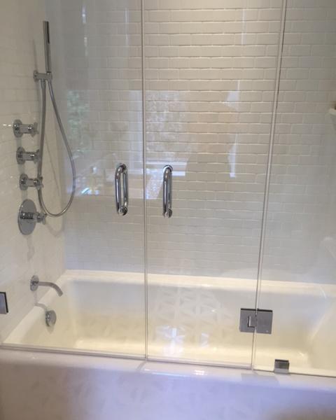 Susan Marocco Interiors - Bathroom Renovation - Bathtub After
