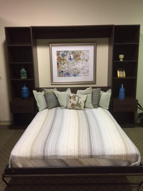 Bedroom Design in New York - Murphy Bed