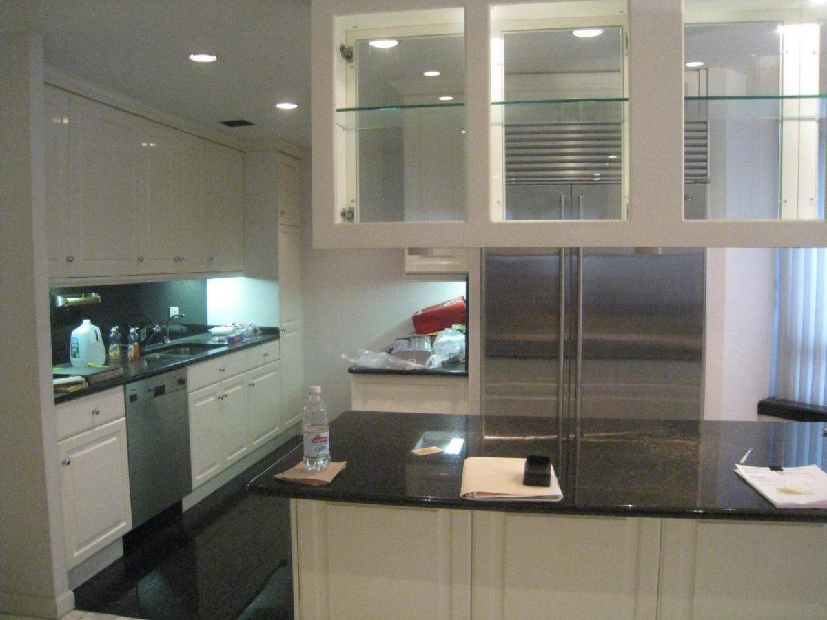 Apartment Kitchen | Manhattan, NY