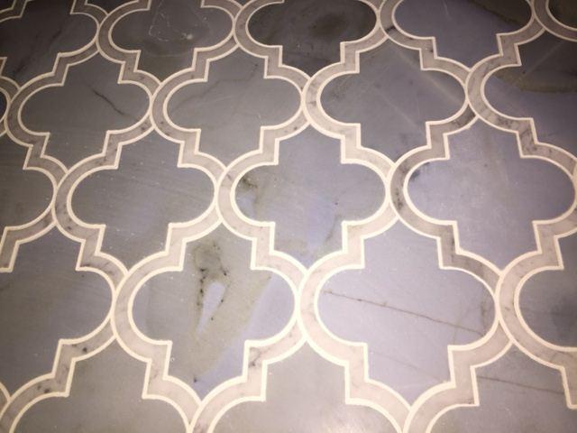 Susan Marocco Interiors - Master Bathroom Remodel NY