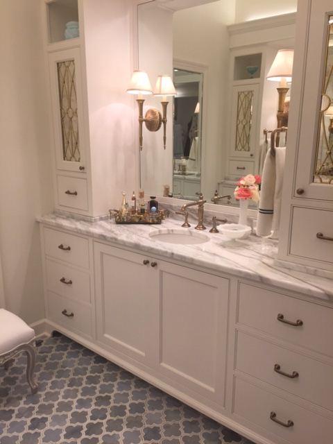 Susan Marocco Interiors - Master Bathroom Remodeling Chappaqua