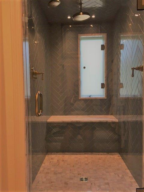 Susan Marocco Interiors - Master Bathroom Remodeling NY