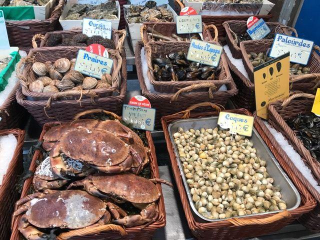 Susan Marocco Interiors - Paris Farmers Market