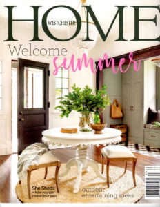 Westchester Home - Summer 2018 - Cover