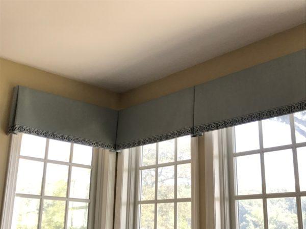 Custom Window Treatments by Susan Marocco Interiors IMG_6493