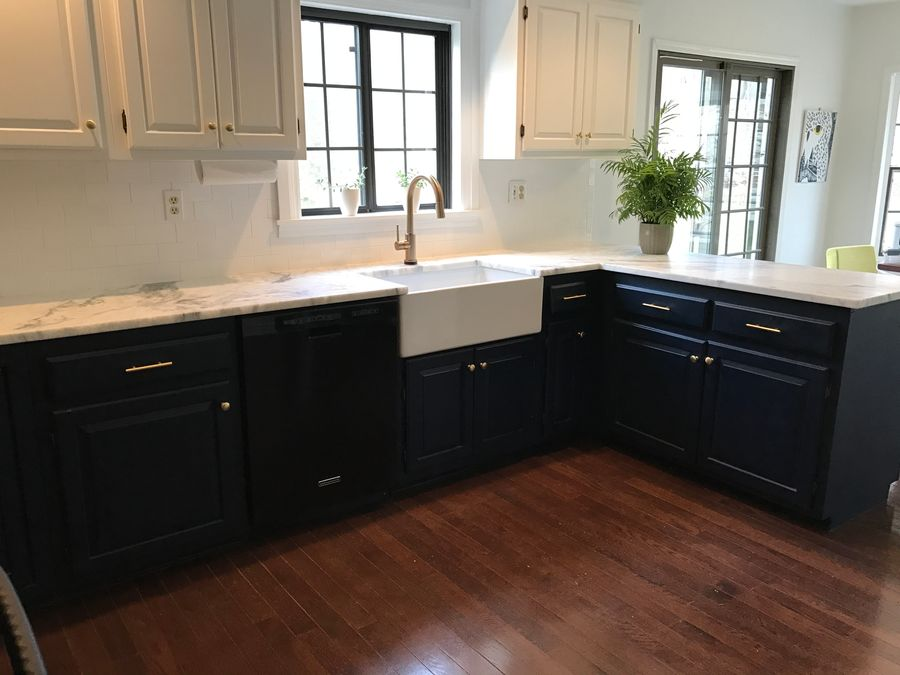 Completed and Updated Kitchen