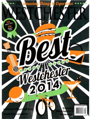 Westchester Magazine - July 2014