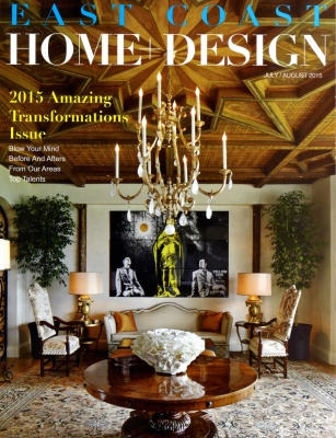 East Coast Home + Design July August 2015 - Cover.jpg
