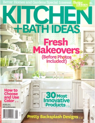 Kitchen and Bath Ideas - Spring 2014