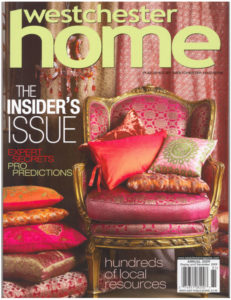 Westchester Home Magazine - Winter 2009 cover