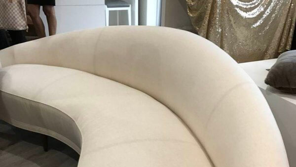 Completed Custom Couches - Susan Marocco Interiors
