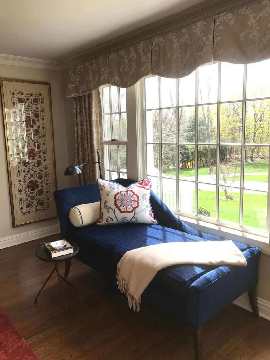 Chappaqua NY - Living Room Design - 3876