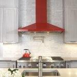 Contemporary Kitchen Design by Susan Marocco Interiors - Chappaqua, New York