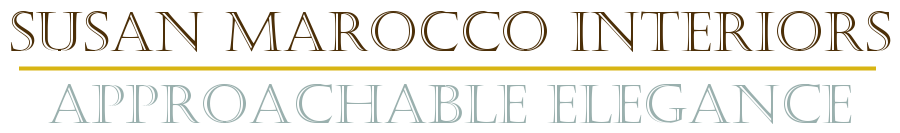 Susan Marocco Interiors - New Logo