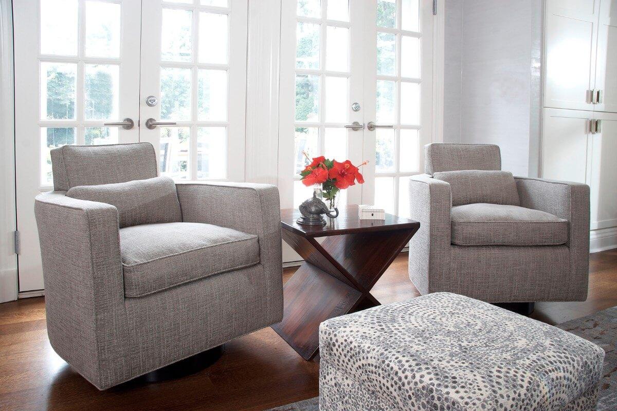 Family Room Designs by Susan Marocco Interiors - 013