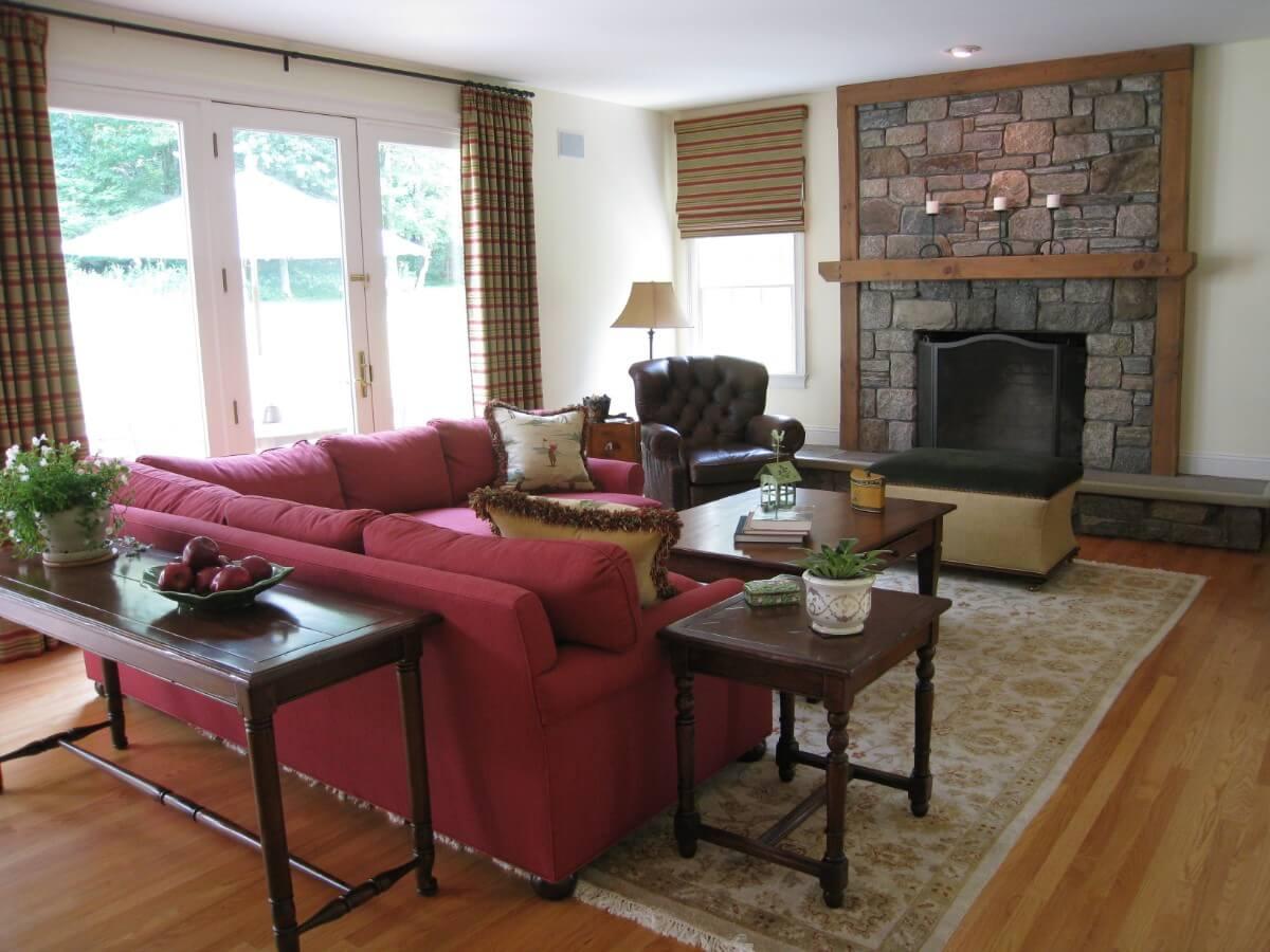 Family Room Designs by Susan Marocco Interiors - 0542