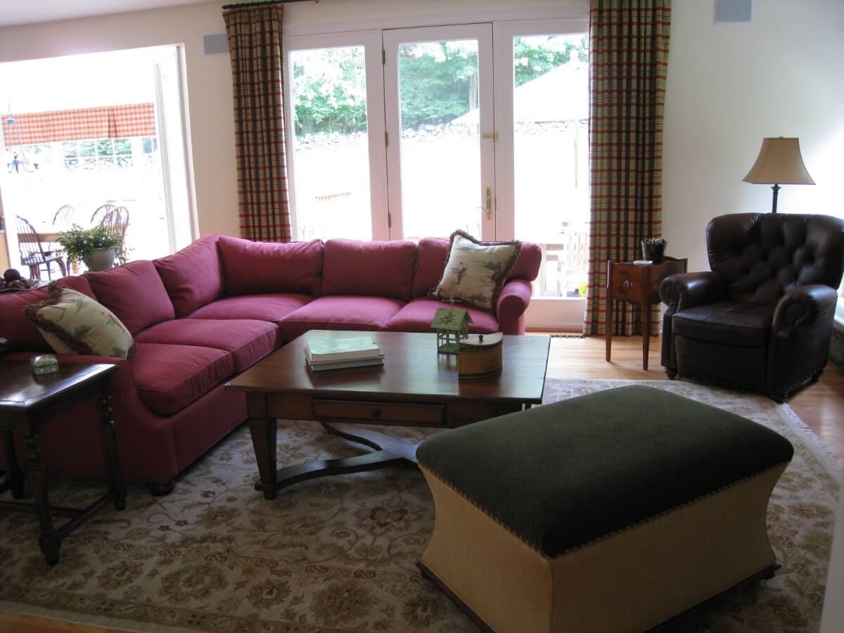 Family Room Designs by Susan Marocco Interiors - 0553