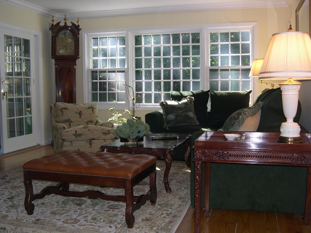 Family Room Designs by Susan Marocco Interiors - 2547