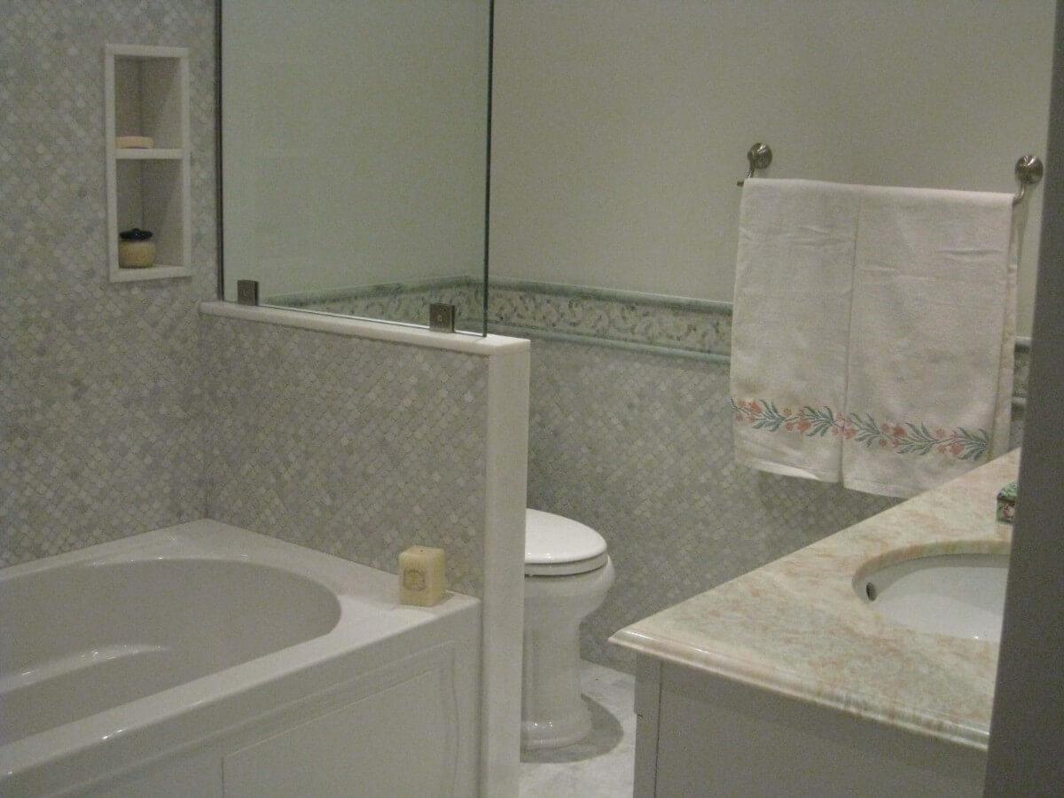 Girls Bathroom Remodel by Susan Marocco - 2451