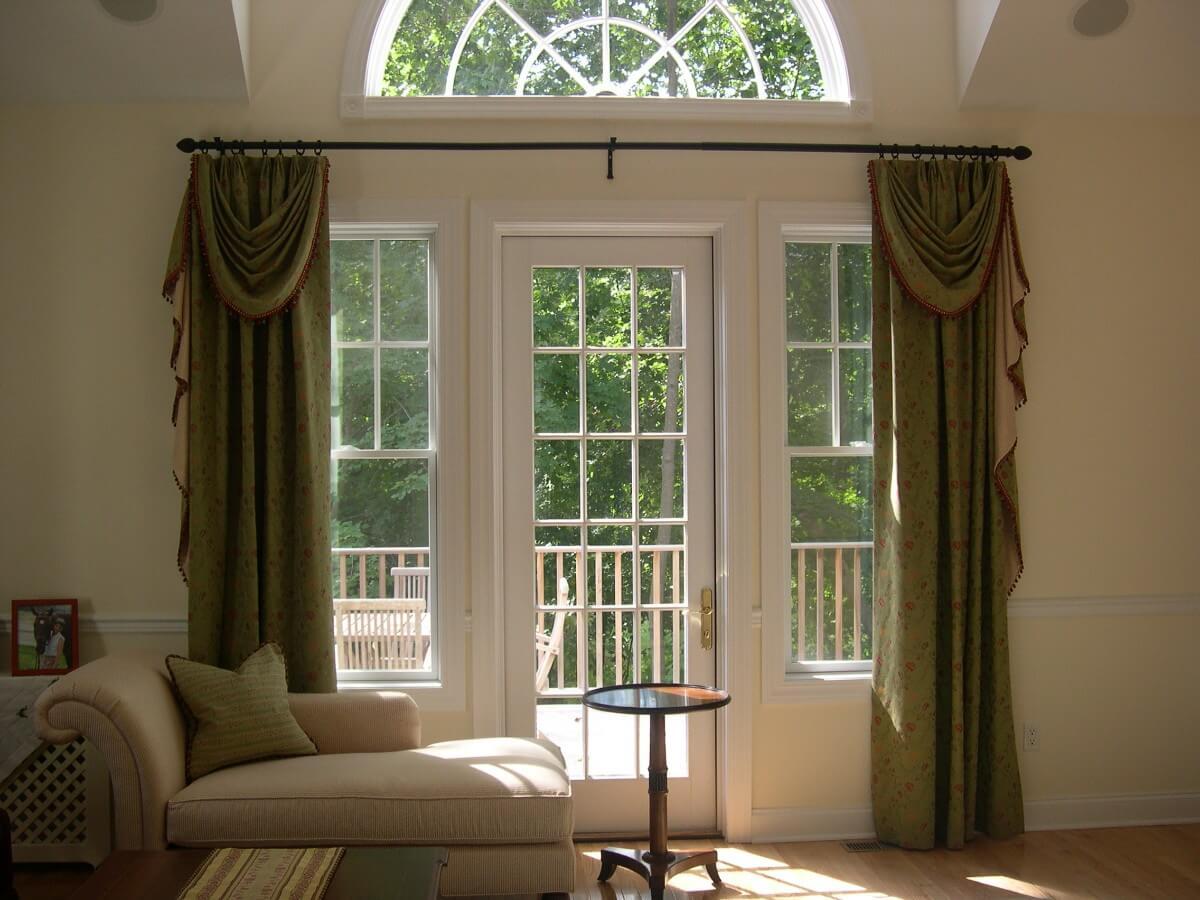 1962 Window Treatment Ideas by Susan Marocco Interiors
