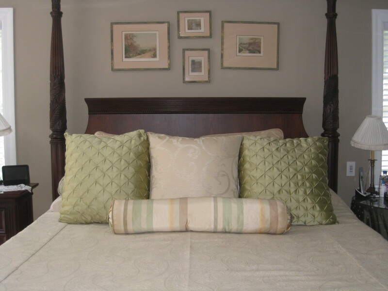 Bedroom Design by Susan Marocco Interiors - 1 Briarcliff Manor NY