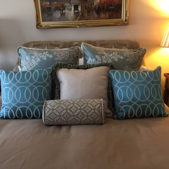 Bedroom Design by Susan Marocco Interiors - after 1 Chappaqua NY