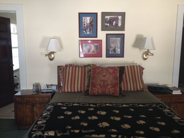 Bedroom Design by Susan Marocco Interiors - before 1 Larchmont NY