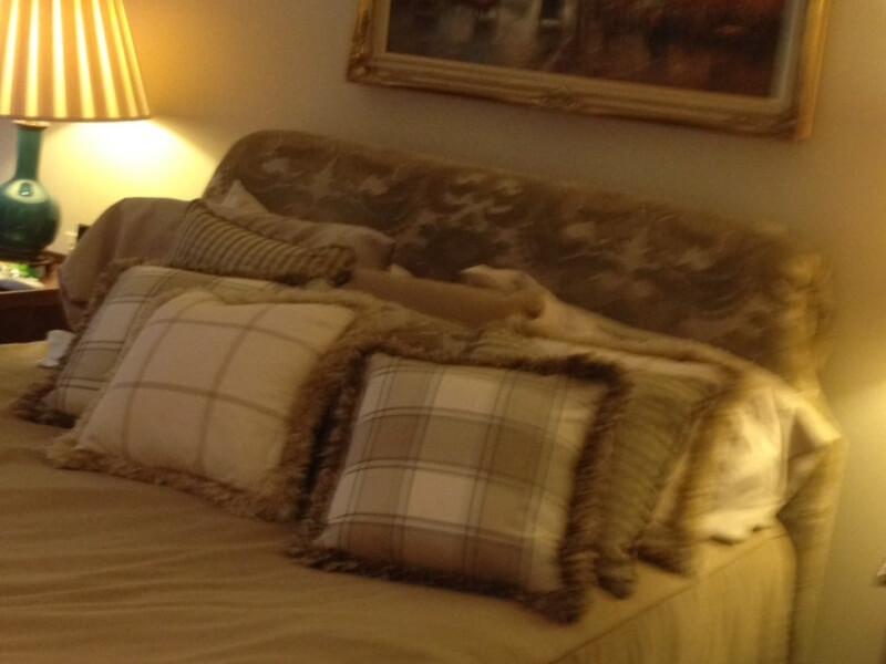 Bedroom Design by Susan Marocco Interiors - before Chappaqua NY