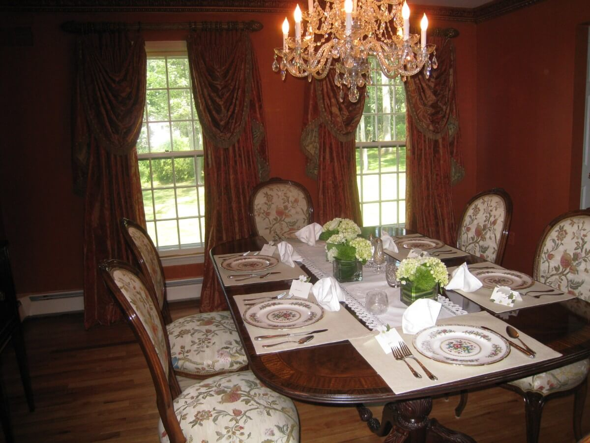 IMG_3129 - Dining Room Design by Susan Marocco Interiors