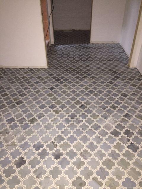 Susan Marocco Interiors - Master Bathroom Remodel