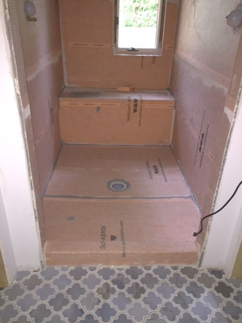 Susan Marocco Interiors - Master Bathroom Remodeling
