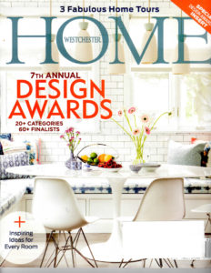 Westchester Home - Spring 2018- Cover