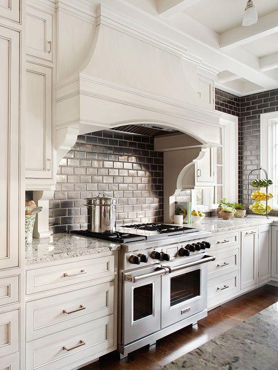 white kitchen C5044