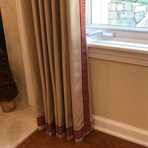 Custom Window Treatments by Susan Marocco Interiors IMG_6463