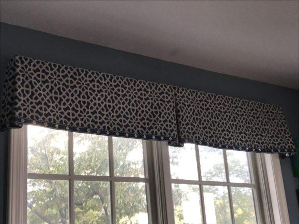 Custom Window Treatments by Susan Marocco Interiors IMG_6504