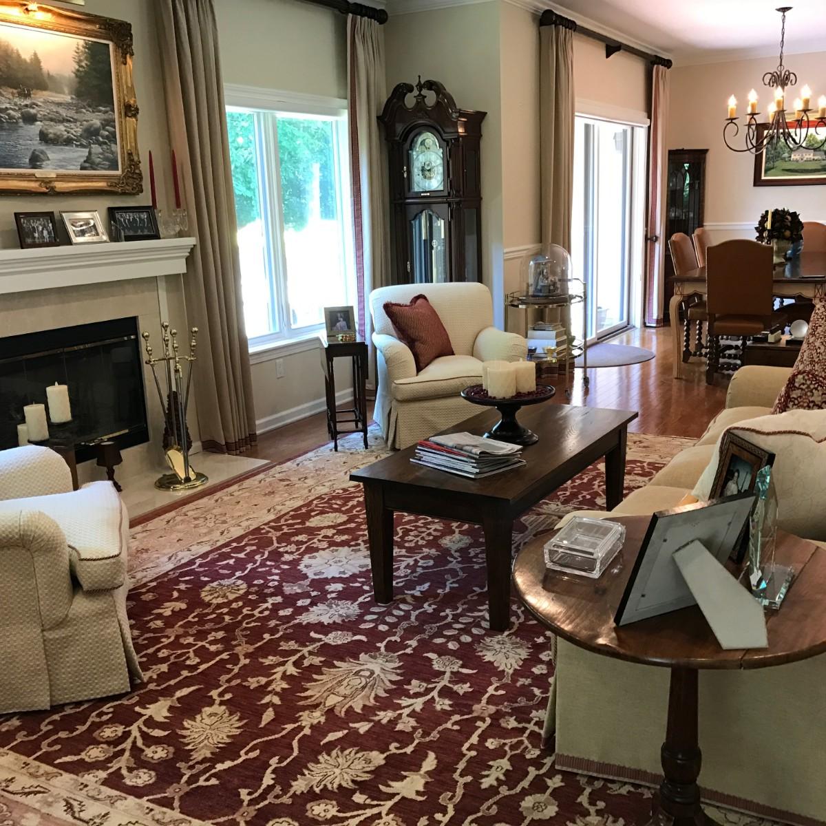Susan Marocco Interiors - house remodel - 6469